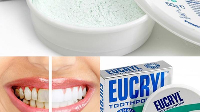 Bột Tẩy Trắng Răng Và Những Điều Cần Chú Ý Khi Sử Dụng